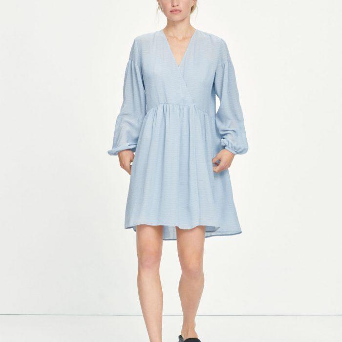Jolie Kleid Dusty Blue