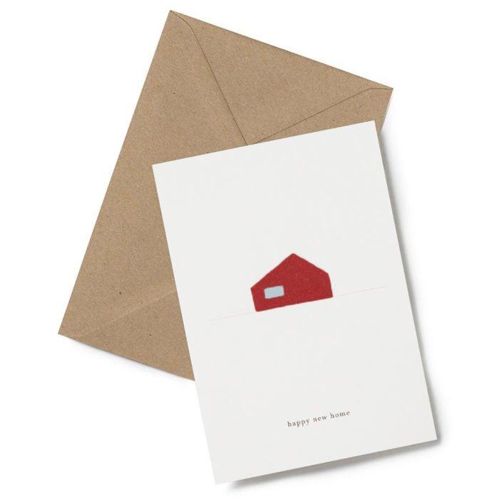 Grußkarte House