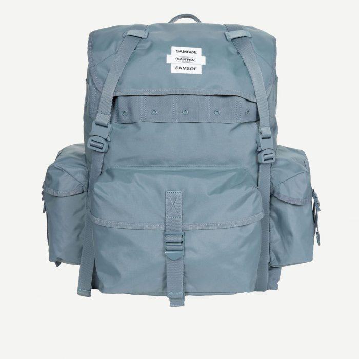 E Big Backpack Blue Mirage