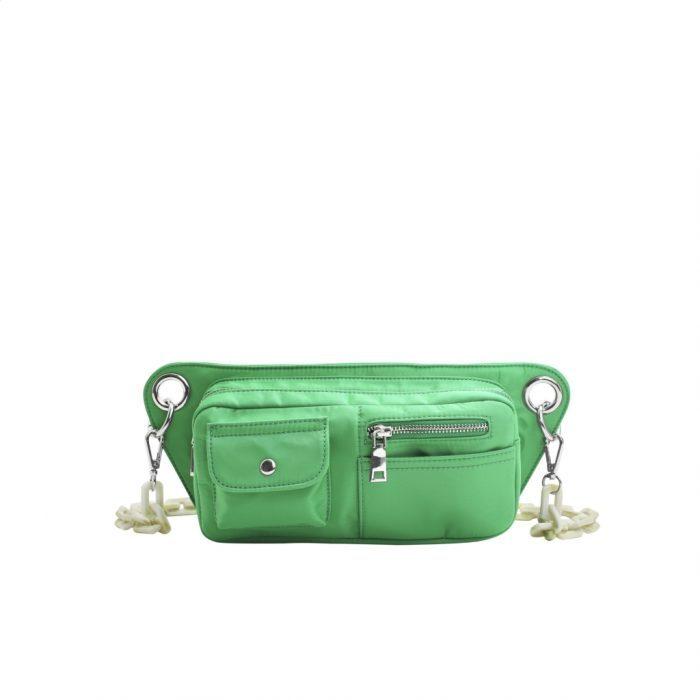 Brillay Bum Bag Gras Green