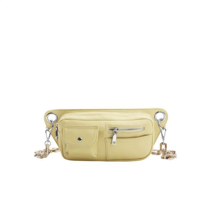 Brillay Bum Bag Pastel Yellow