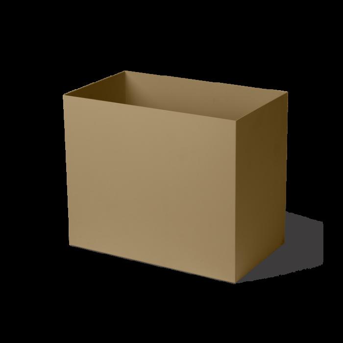 Plant Box Pot Lagre Olive
