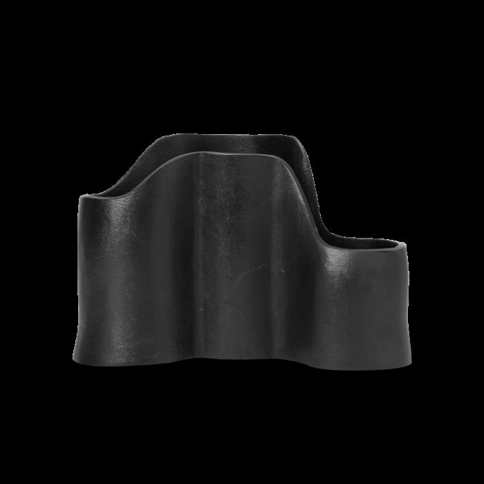 Yama Stifthalter Blackened Aluminium