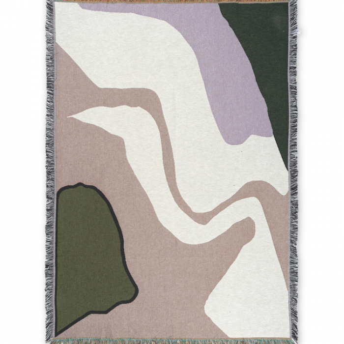 Vista Decke Lilac