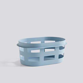 Wäschekorb S Soft Blue
