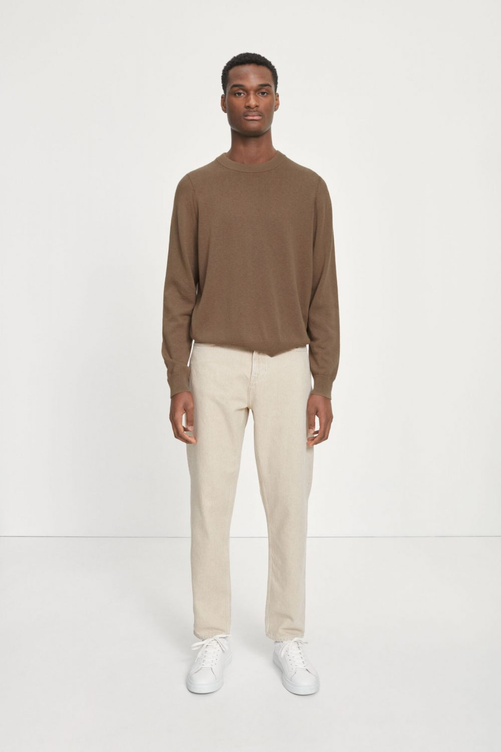 Thijs Pullover Caribou