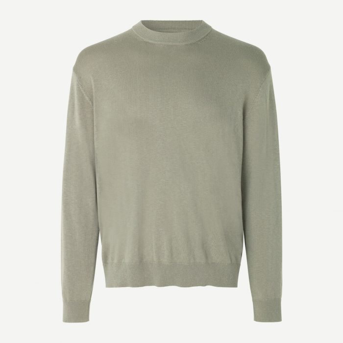 Thijs Pullover Seagrass