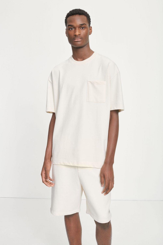 Undyed M T-Shirt