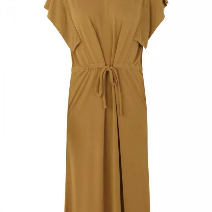 Valencia Kleid Bronze Braun