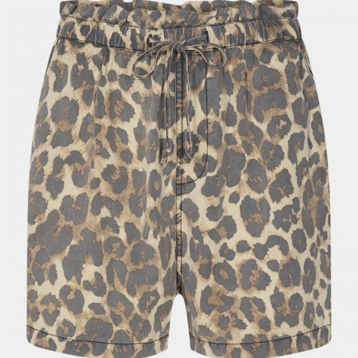 Kleo Shorts Leopard