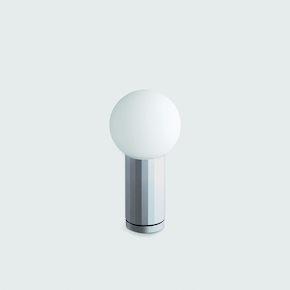 Turn On Tischlampe Aluminium