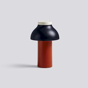 PC Portable Lampe Dusty Red
