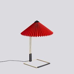 Matin Tischlampe 300 Bright Red