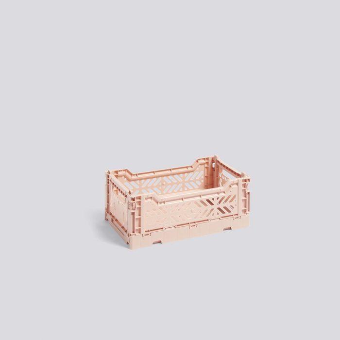 Colour Crate Kiste S Soft Pink