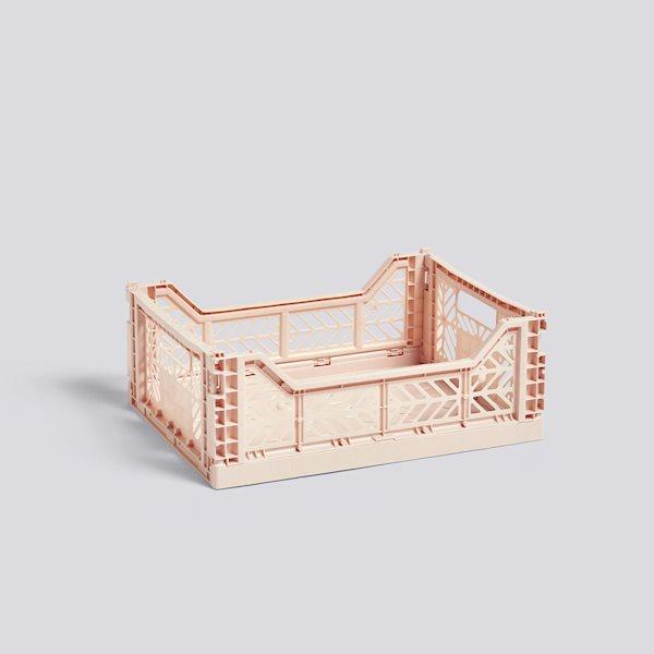 Colour Crate Kiste M Soft Pink