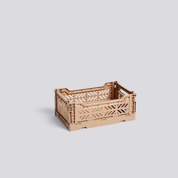 Colour Crate Kiste S Nougat