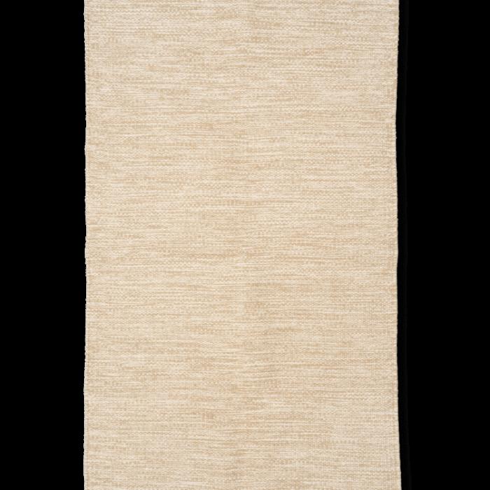 Melange Teppich Sand