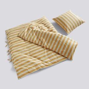 ÉTÉ Bettwäsche Warm Yellow
