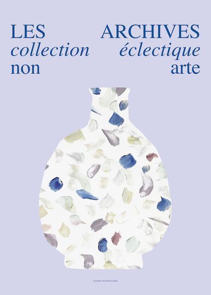 """Non Arte Poster - """"Les Archives"""""""
