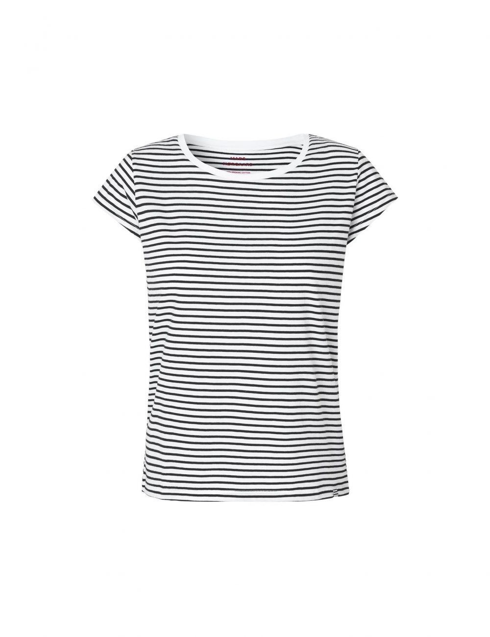 Favorite Stripe Shirt White/Black