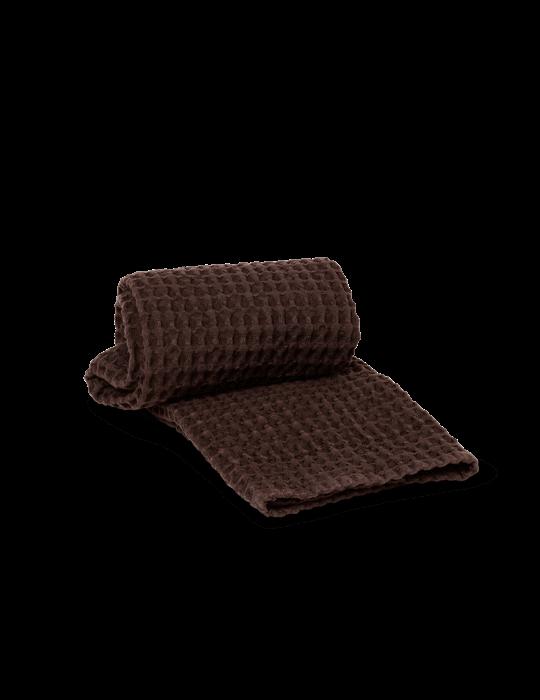Organic Handtuch Chocolate