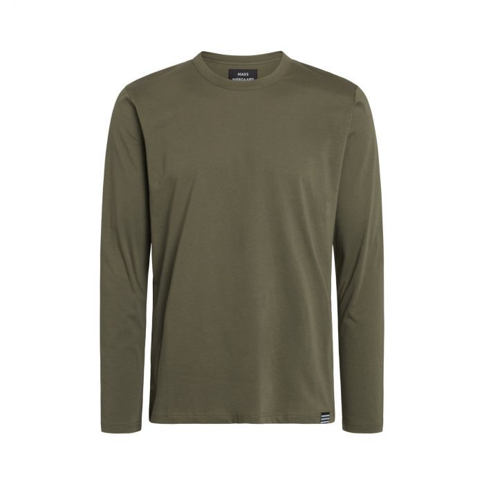 Thor T-Shirt LS Army