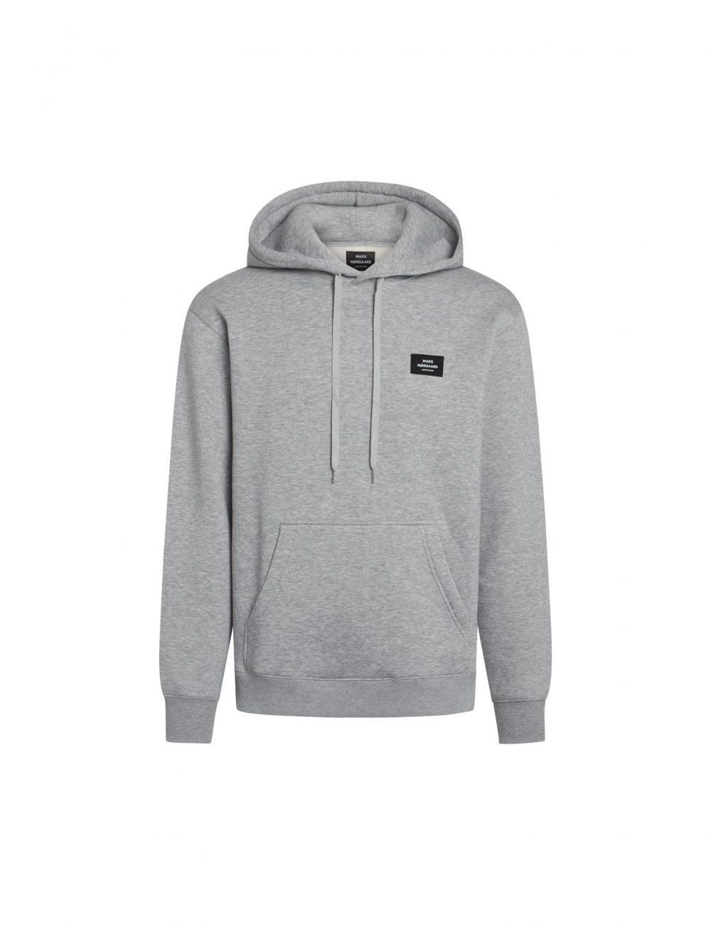 New Standard Hoodie Grey