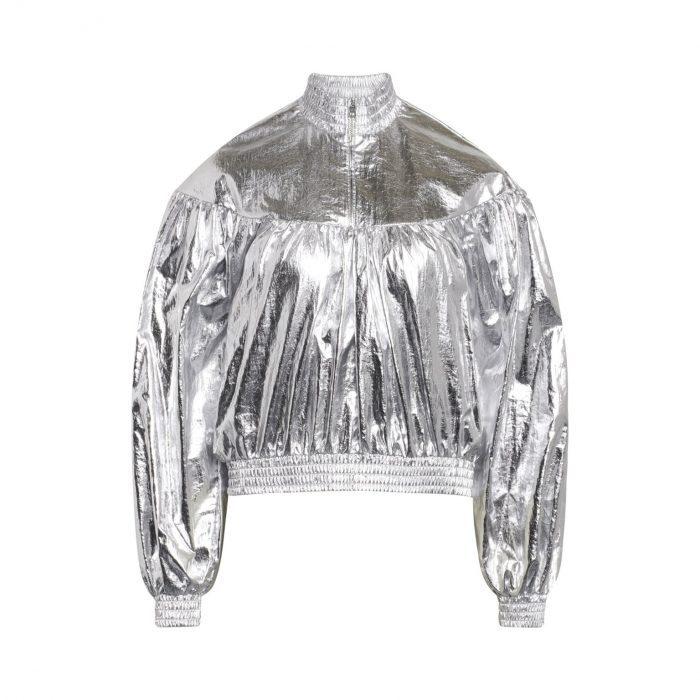 Bina Jacket Silver