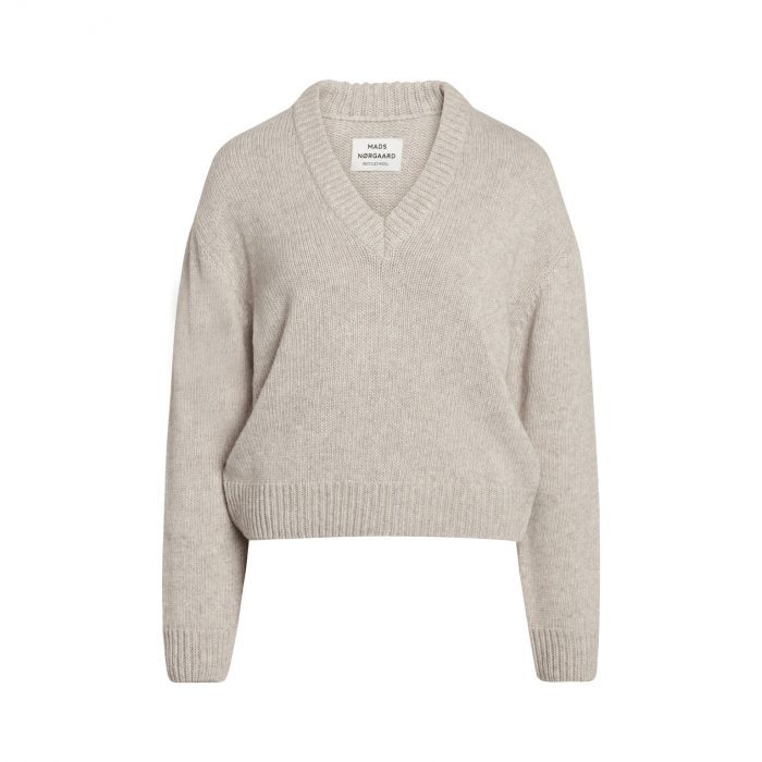 Kevi Wollpullover Multi Incense