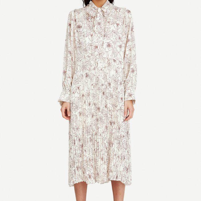 Dorothe Kleid Brick Hortus