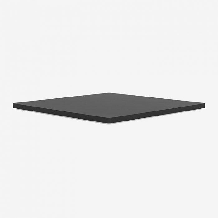 Abdeckplatte Single Black T34.8