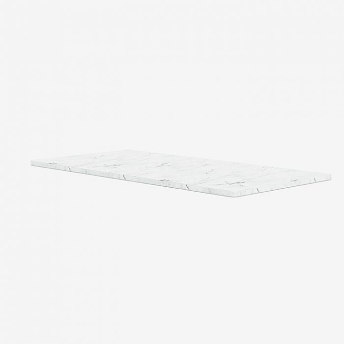 Double White Marble T34.8