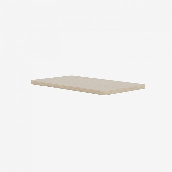 Einlegeboden Single White Oak T18.8