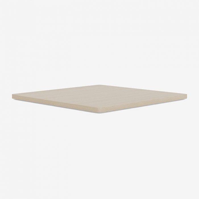 Abdeckplatte Single White Oak T34.8