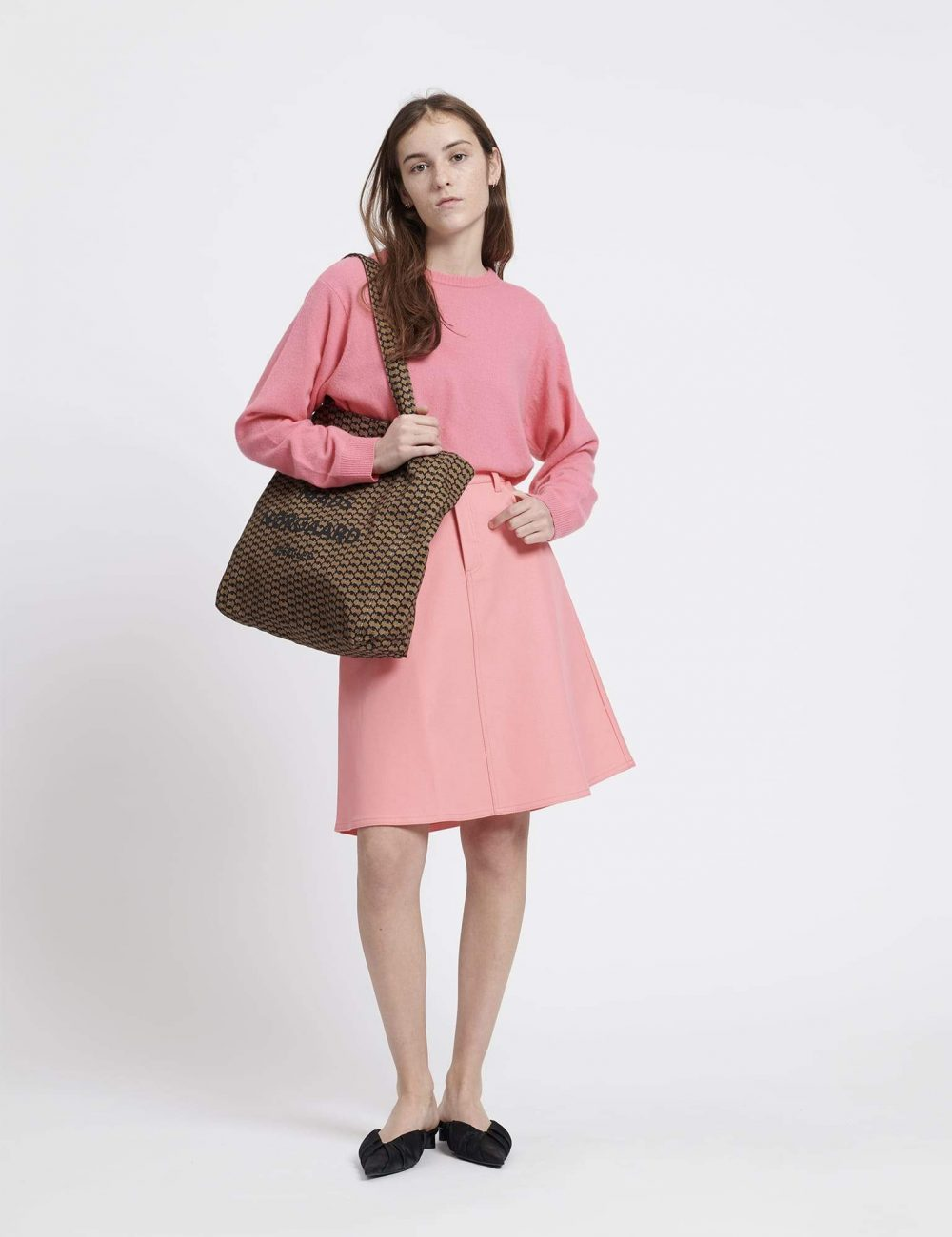 Kamma Pullover Strawberry Pink