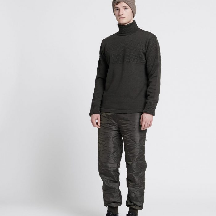 Klemens Wool Pullover Capers