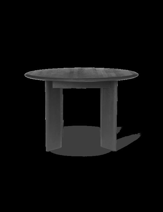 Bevel Tisch Rund Black