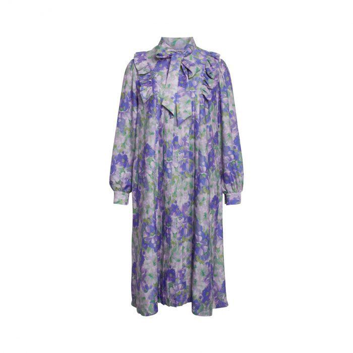 Dandy Kleid Multi Amparo Blue Recy Poly