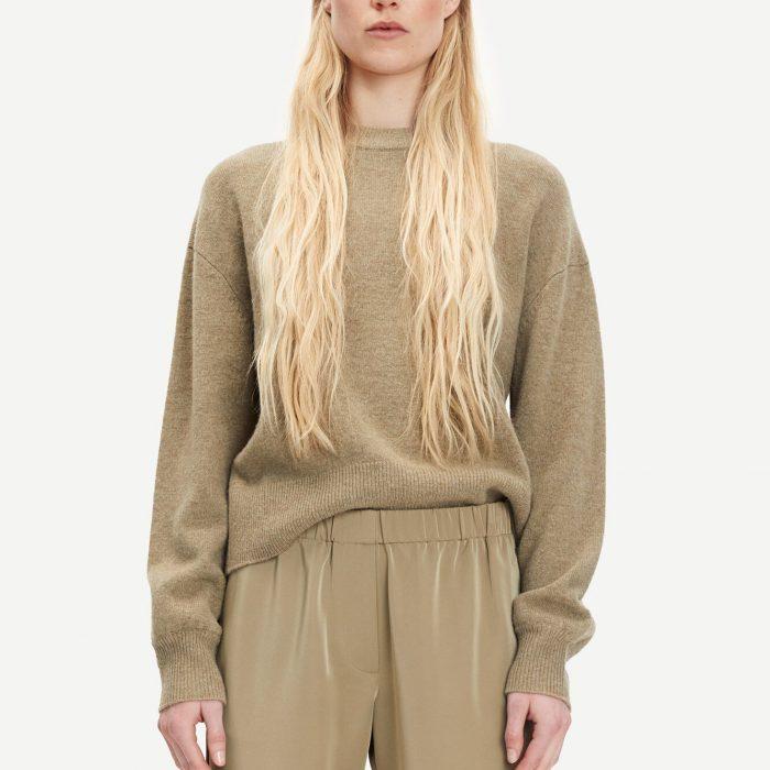 Amaris Pullover Covert Green