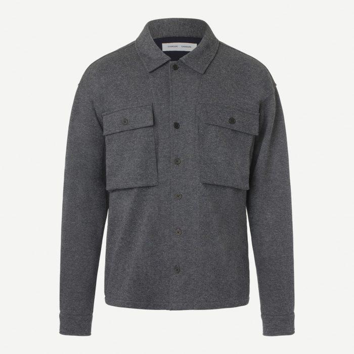 Vega Hemd Dark Grey