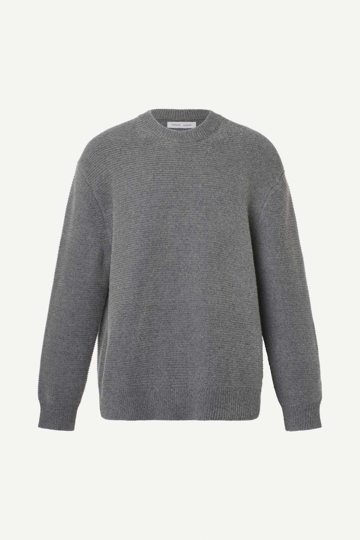 Colton Pullover Dark Grey