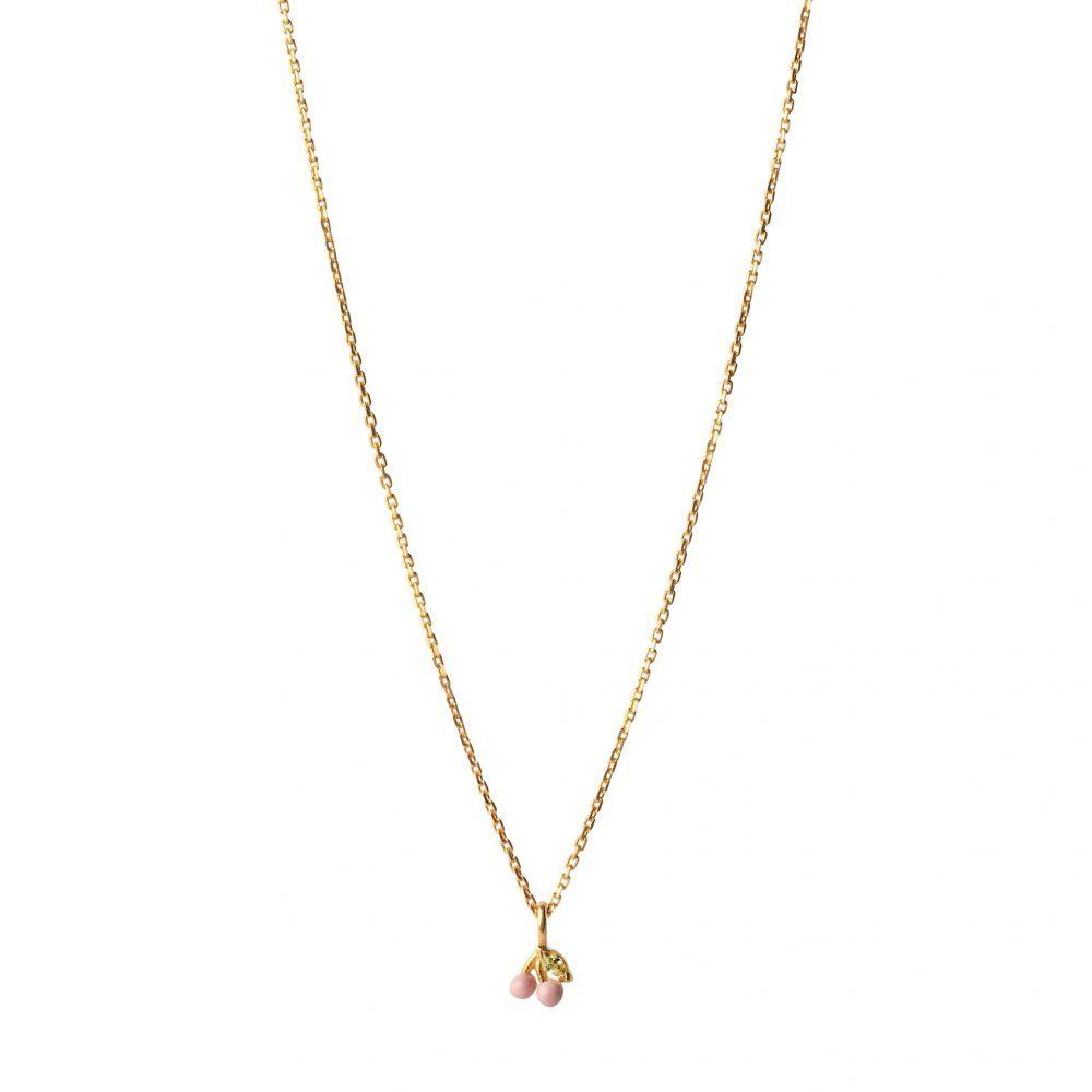 Cherry Halskette Light Pink