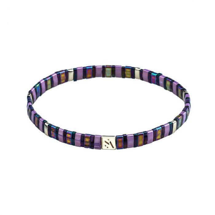 Palma Armband Lavender