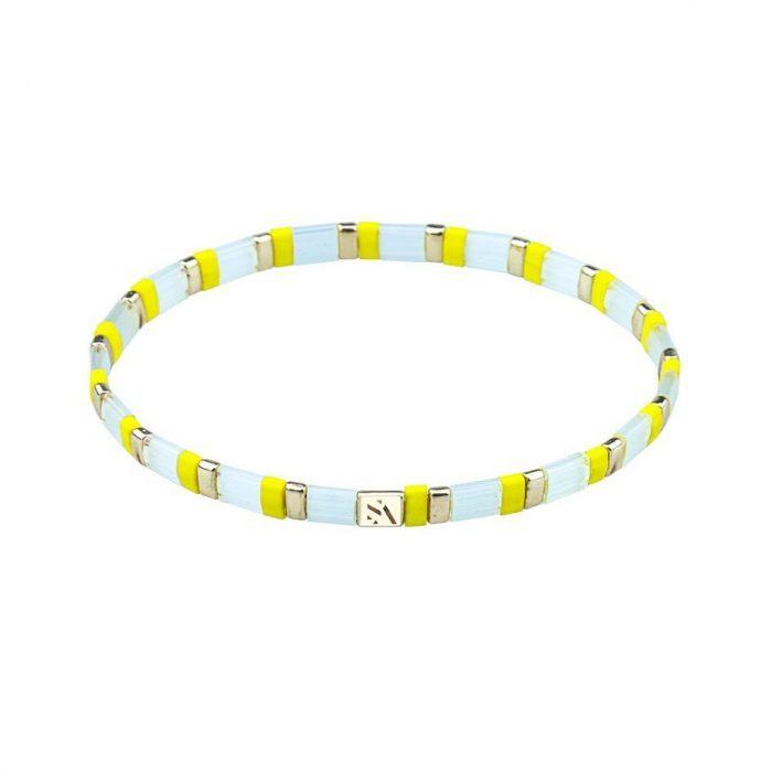 Palma Armband Lemon