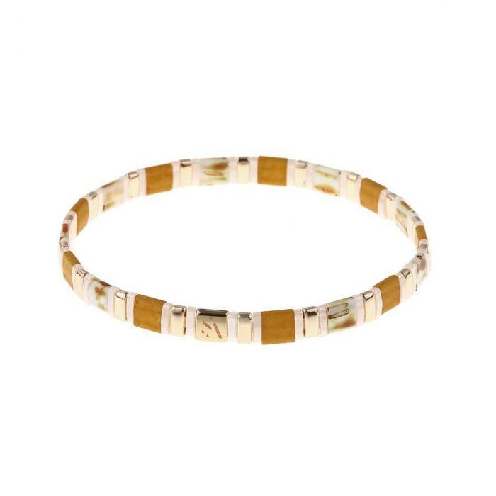 Palma Armband Heavenly White