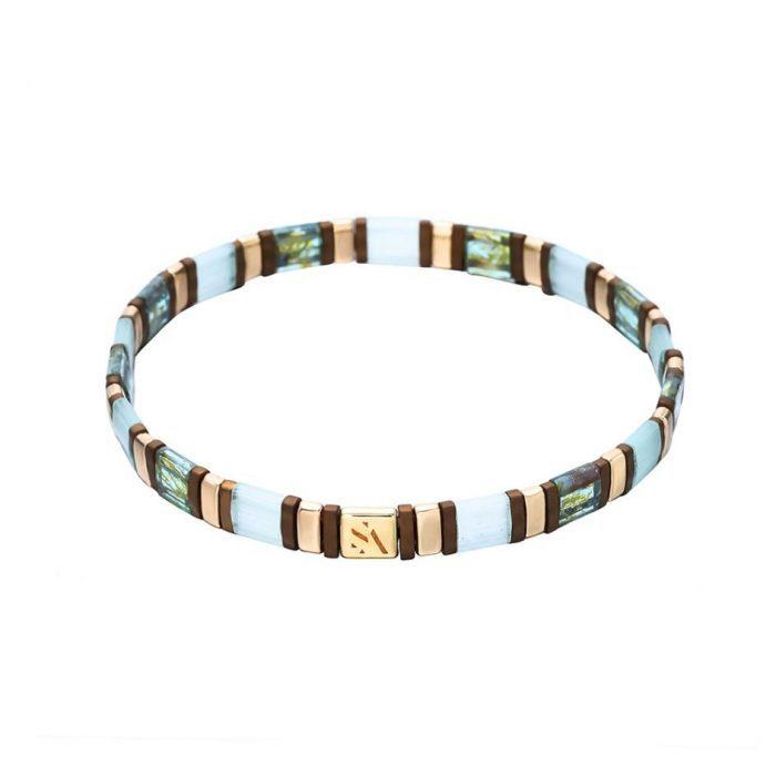Palma Armband Mint