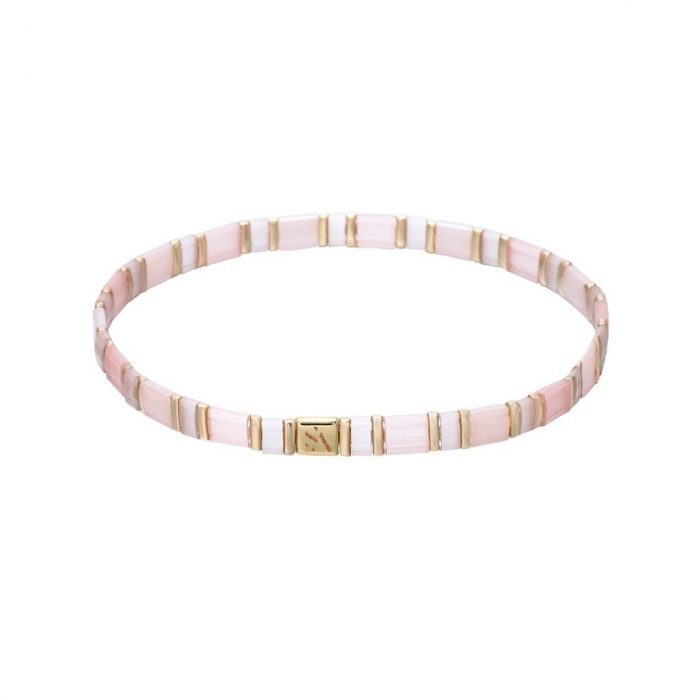 Palma Armband Pale Pink