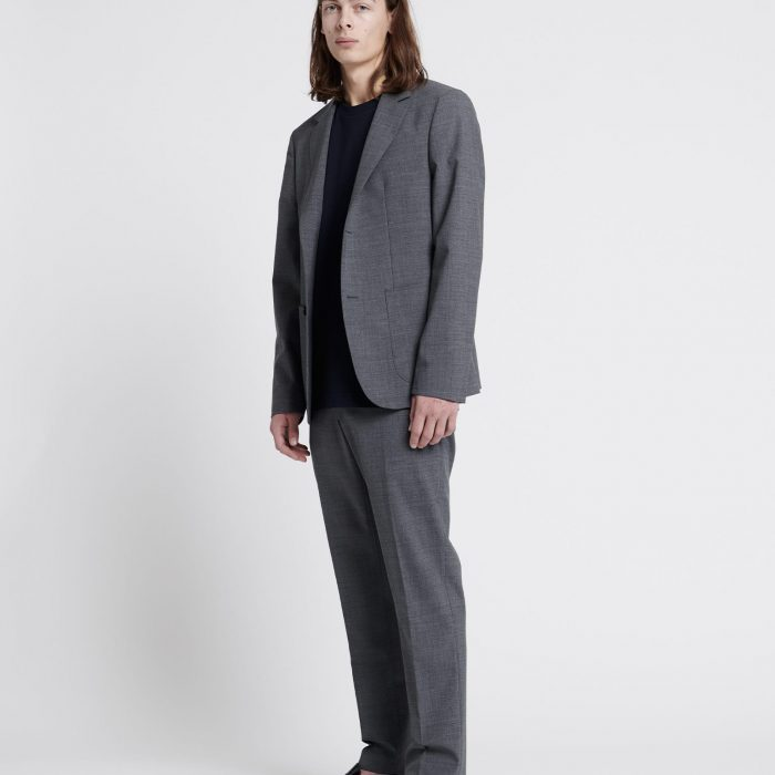 Miro Wool Hose Grey