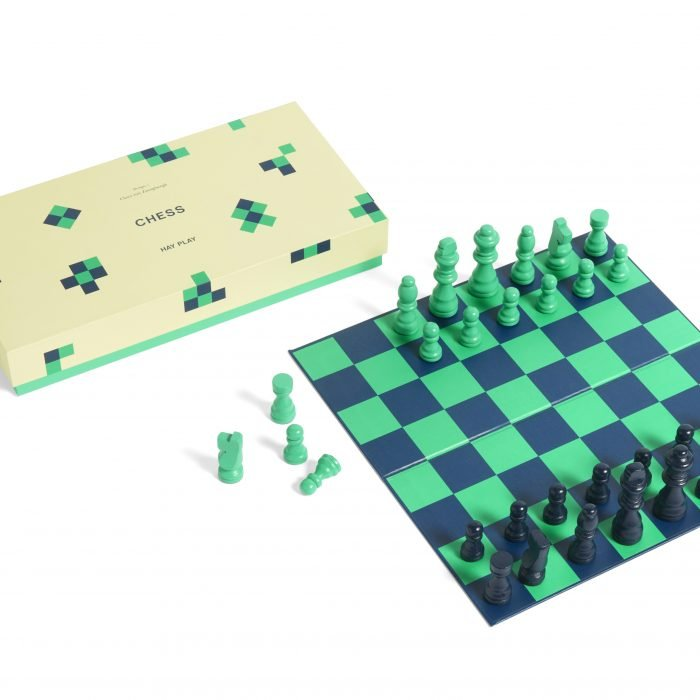 HAY PLAY Schach Green
