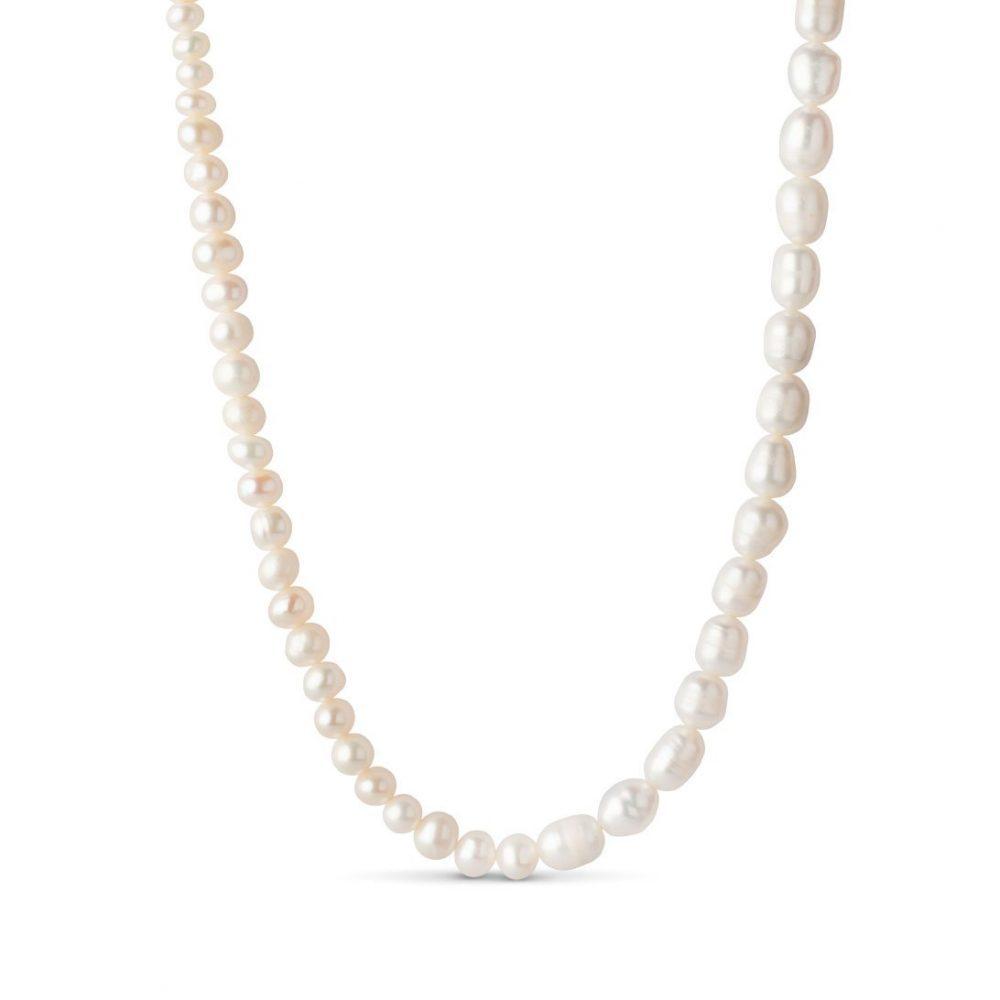 Pearlie Halskette Gold